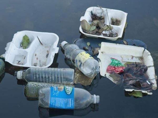 外卖垃圾污染
