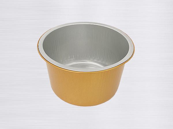 金色铝箔容器-BTY105