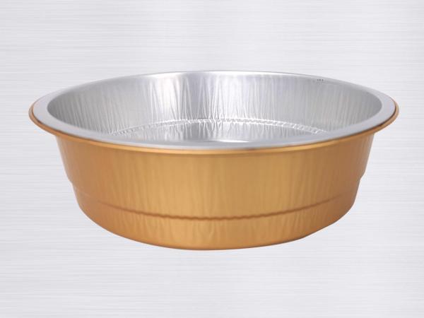 金色铝箔容器-BTY180