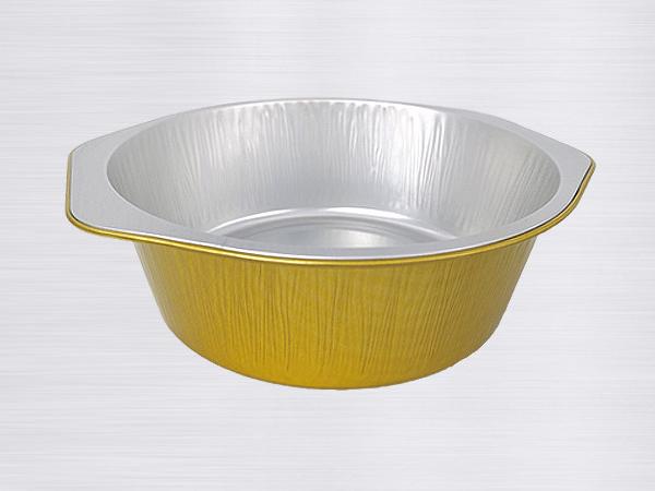 金色铝箔小火锅1