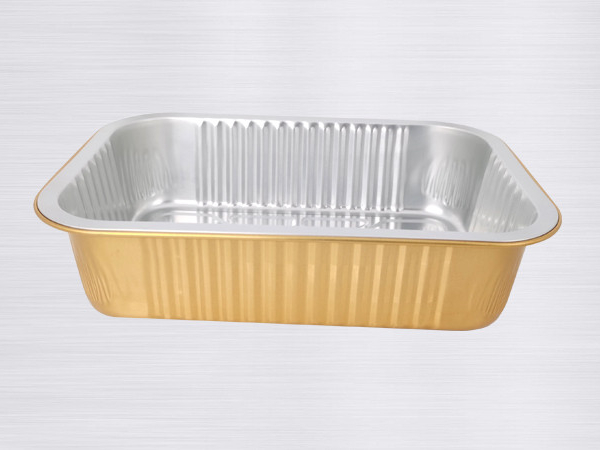 金色铝箔容器-BTY1812
