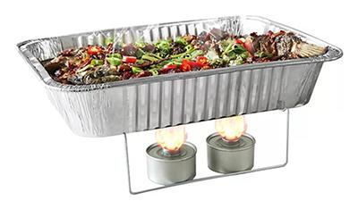 烤鱼店销量上榜,老板说多亏箔特利铝箔餐盒