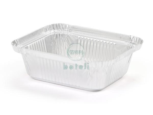 长方形铝箔容器BTL1512