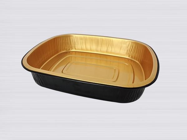 金色铝箔容器-BTY2419